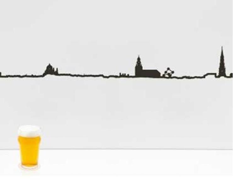 The Line - Bruxelles 50cm